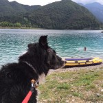 Ranger by the Lake in Italy